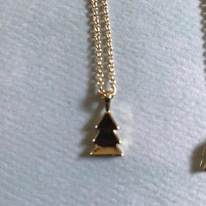 Jewelry - Christmas Tree Necklace